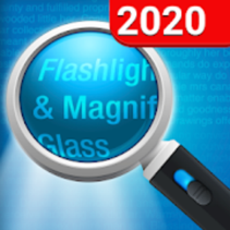 App for blind Category Magnifier