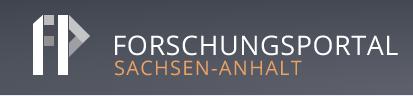 Logo Forschungsportal Sachsen-Anhalt