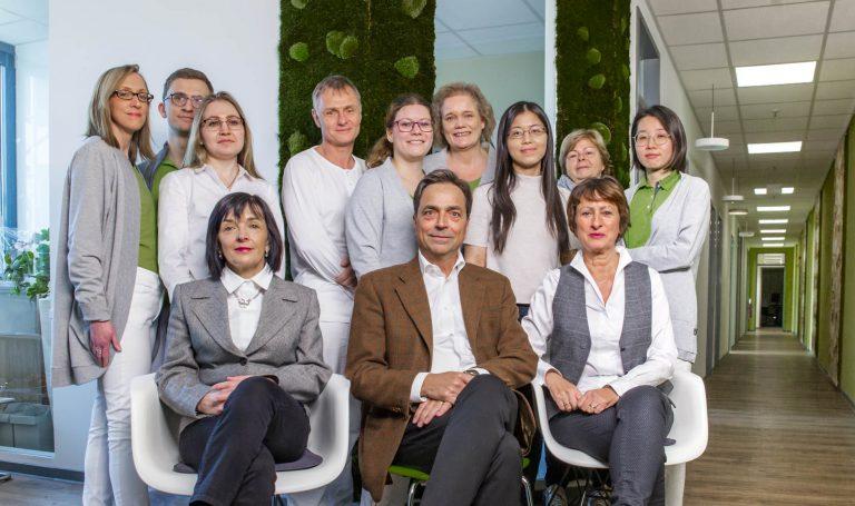 Team des Savir-Centers