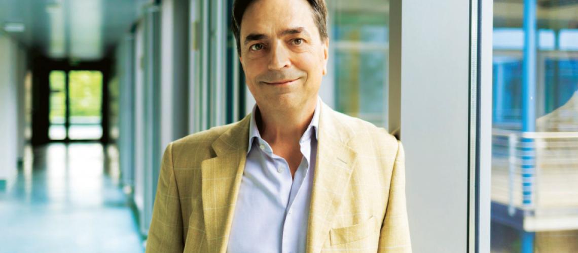 Prof.Sabel in uni Magdeburg