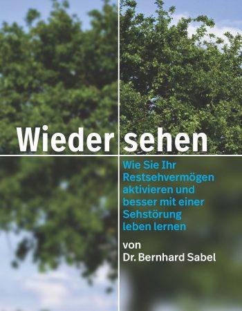 Buch Wieder sehen Cover