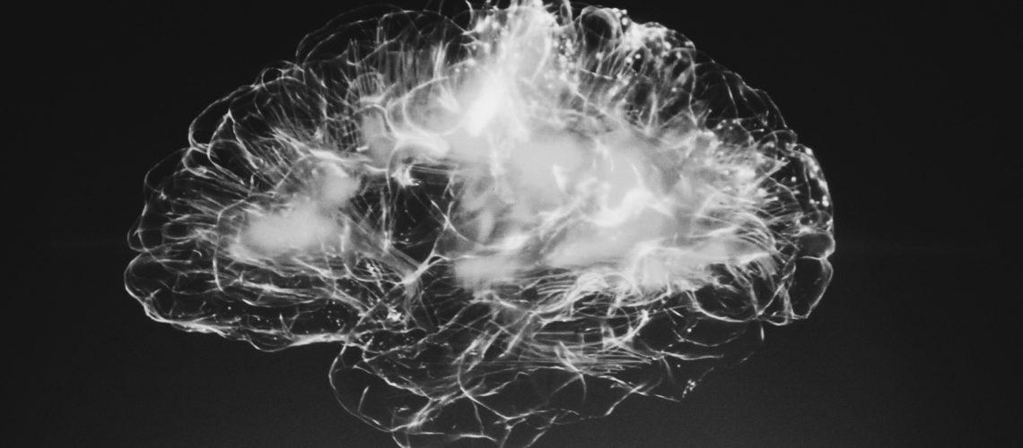 Das Gehirn-Sehbehinderung